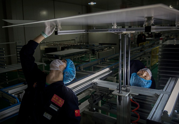Baoding「Chinese Solar Manufacturer Supplies a Growing Domestic Market」:写真・画像(16)[壁紙.com]