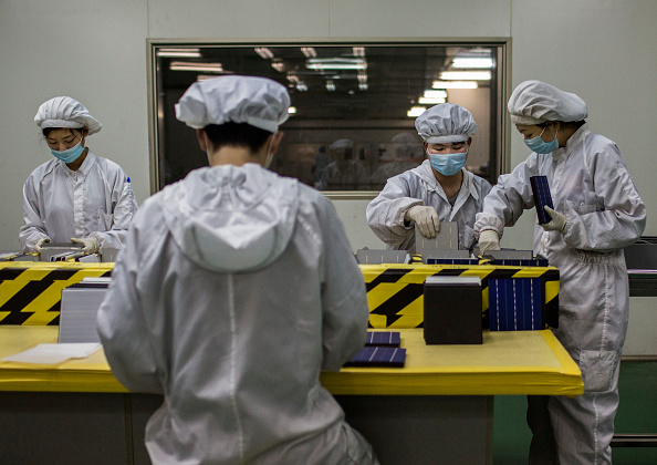 Baoding「Chinese Solar Manufacturer Supplies a Growing Domestic Market」:写真・画像(10)[壁紙.com]