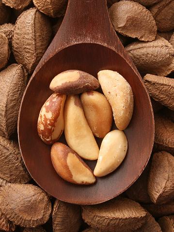Nut - Food「Brazil nuts」:スマホ壁紙(19)