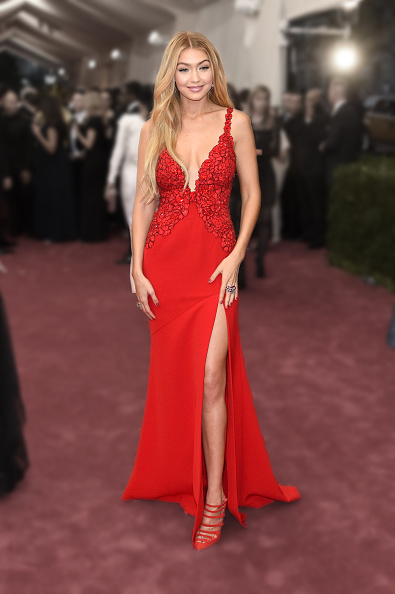 """Red Dress「""""China: Through The Looking Glass"""" Costume Institute Benefit Gala - Fashion Focus」:写真・画像(15)[壁紙.com]"""