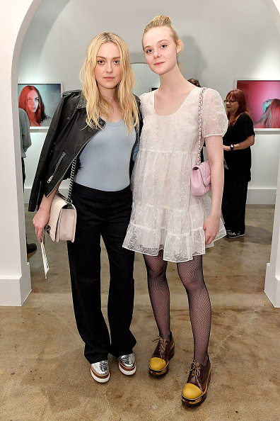 Elle Fanning「Anton Yelchin Photography Exhibit」:写真・画像(10)[壁紙.com]