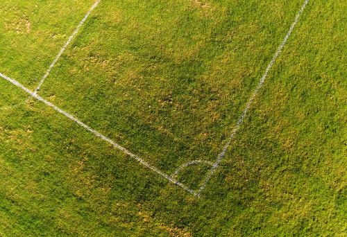 Yard Line - Sport「Corner Area」:スマホ壁紙(12)