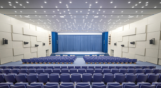 Success「Stage theater」:スマホ壁紙(4)
