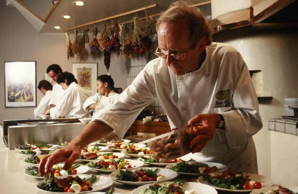 Salad「John Ash Cooks at Fetzer Vineyards」:写真・画像(4)[壁紙.com]