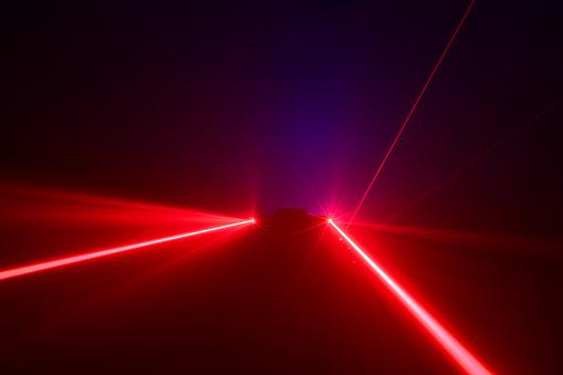 Robotics「Laser Beams」:スマホ壁紙(11)