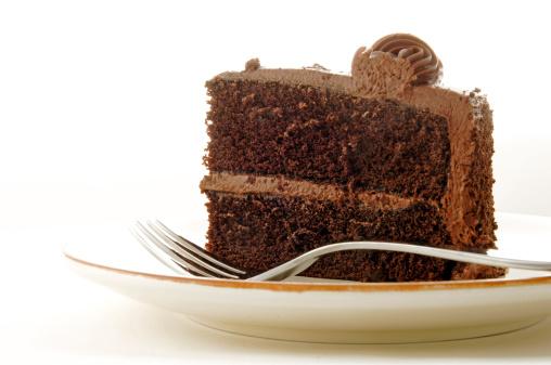Dessert「Chocolate cake」:スマホ壁紙(7)