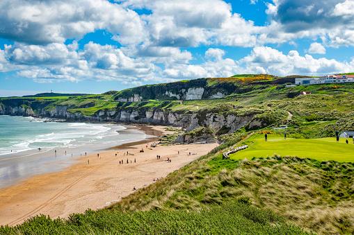 Sand Trap「Royal Portrush Golf Course, Co Antrim, Northern Ireland」:スマホ壁紙(18)