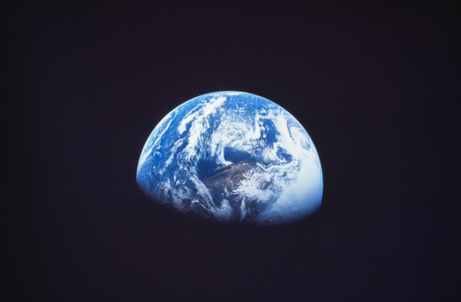 Outer Space「Planet Earth, view from space」:スマホ壁紙(15)