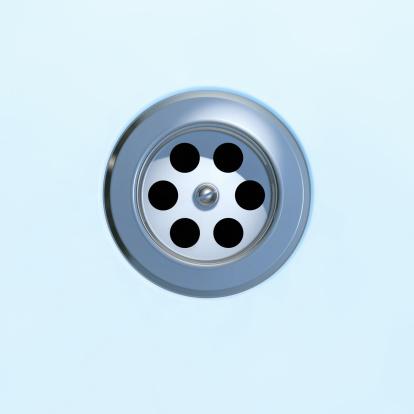 Square - Composition「Drain of a bathtub or a sink closeup」:スマホ壁紙(13)