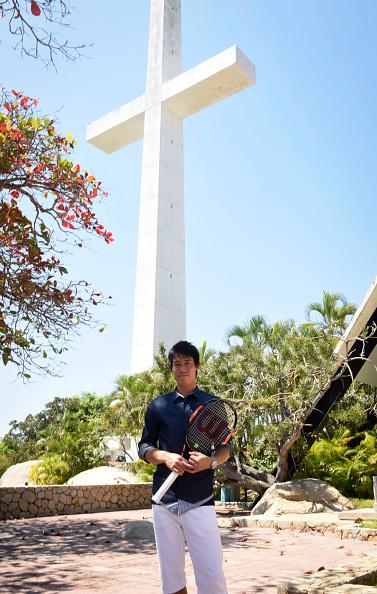 錦織 圭「Tennis Pro Kei Nishikori Enjoying Some Down Time In Acapulco, Mexico」:写真・画像(18)[壁紙.com]