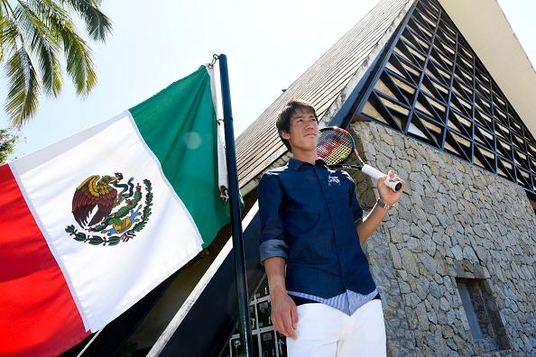 Kei Nishikori「Tennis Pro Kei Nishikori Enjoying Some Down Time In Acapulco, Mexico」:写真・画像(19)[壁紙.com]
