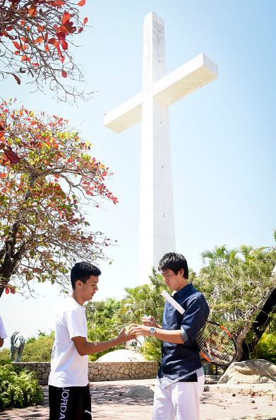 錦織 圭「Tennis Pro Kei Nishikori Enjoying Some Down Time In Acapulco, Mexico」:写真・画像(11)[壁紙.com]