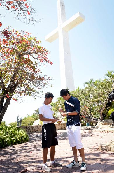 Kei Nishikori「Tennis Pro Kei Nishikori Enjoying Some Down Time In Acapulco, Mexico」:写真・画像(16)[壁紙.com]