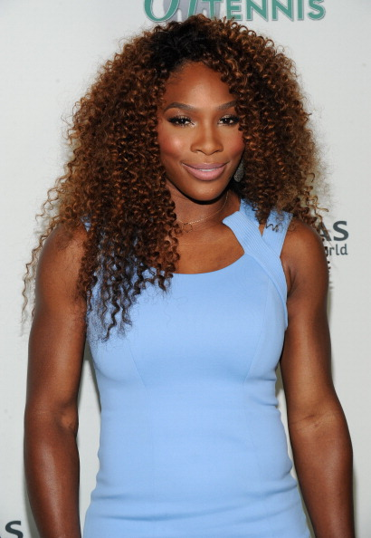 BNP Paribas「14th Annual BNP Paribas Taste Of Tennis, Hosted by Serena Williams - Arrivals」:写真・画像(3)[壁紙.com]