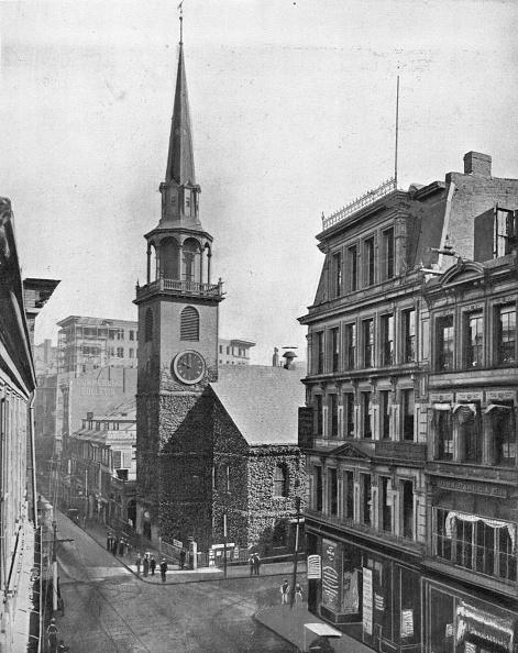 18th Century Style「Old South Church」:写真・画像(15)[壁紙.com]