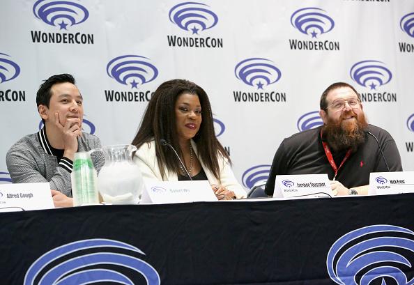 Anaheim Convention Center「AMC WonderCon: Into the Badlands Panel」:写真・画像(14)[壁紙.com]