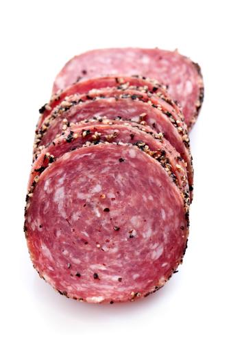 Sausage「Sliced peppered salami」:スマホ壁紙(14)