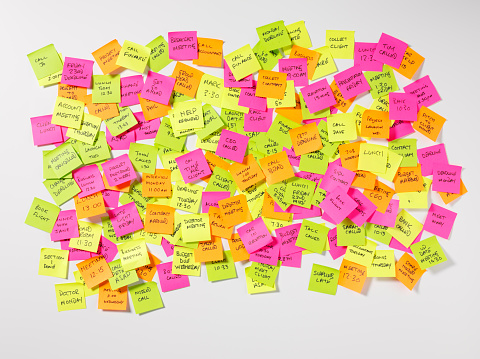 Adhesive Note「Messages on Postit Notes」:スマホ壁紙(13)