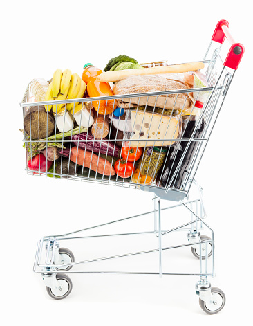 Full「Shopping cart」:スマホ壁紙(11)
