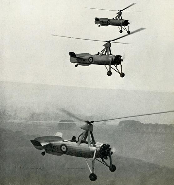 Air Force「The Cierva Autogiro」:写真・画像(11)[壁紙.com]