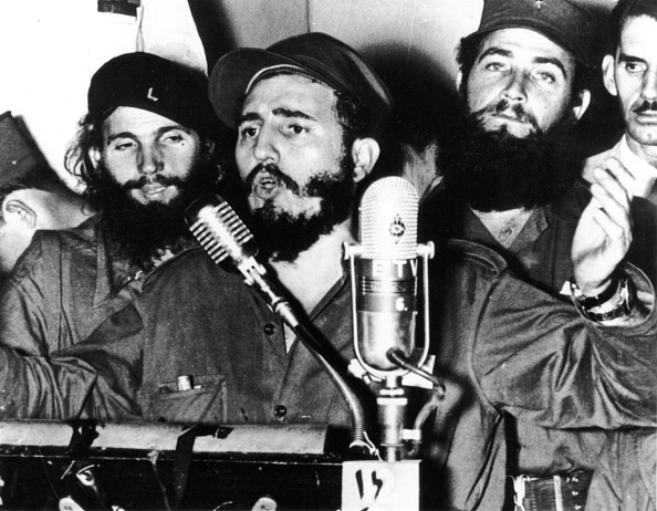 Crisis「Fidel Castro」:写真・画像(4)[壁紙.com]