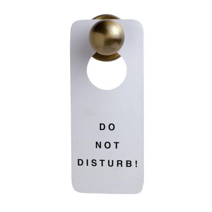 Motel「Do Not Disturb Sign」:スマホ壁紙(15)
