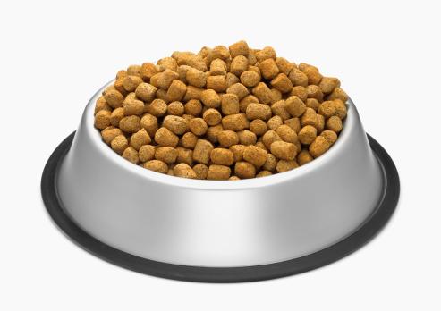 Crunchy「Bowl of dog kibble」:スマホ壁紙(18)