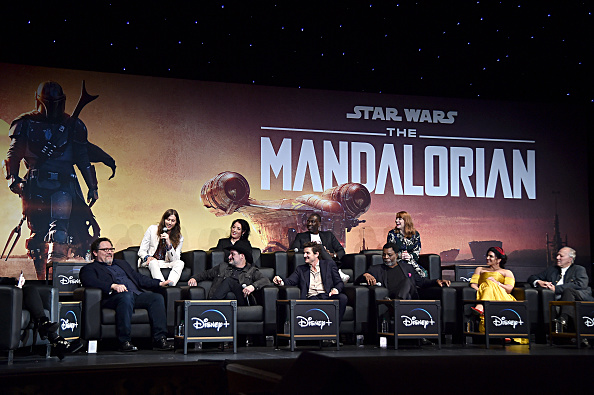 "The Mandalorian - TV Show「Premiere And Q & A For ""The Mandalorian""」:写真・画像(12)[壁紙.com]"