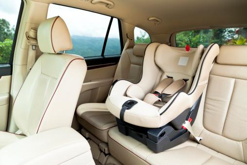 Responsibility「Empty baby car seat inside car」:スマホ壁紙(18)