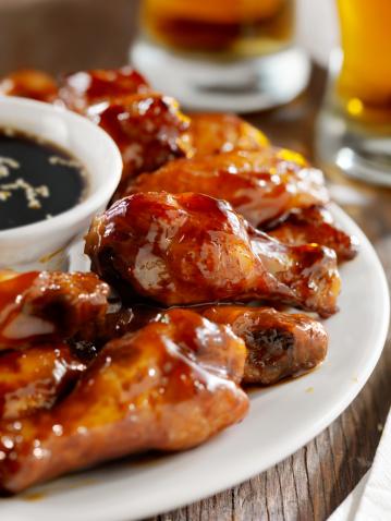Chicken Wing「Teriyaki Chicken Wings and Beer」:スマホ壁紙(19)
