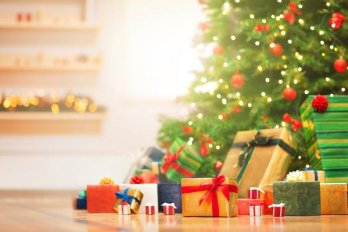 Christmas Decoration「Christmas morning」:スマホ壁紙(16)