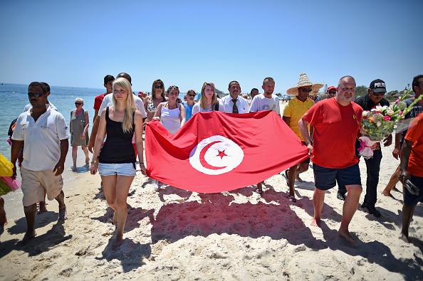 Tourism「Terrorist Attacks On Tunis Beach Resort Kills At Least 38 Tourists」:写真・画像(14)[壁紙.com]