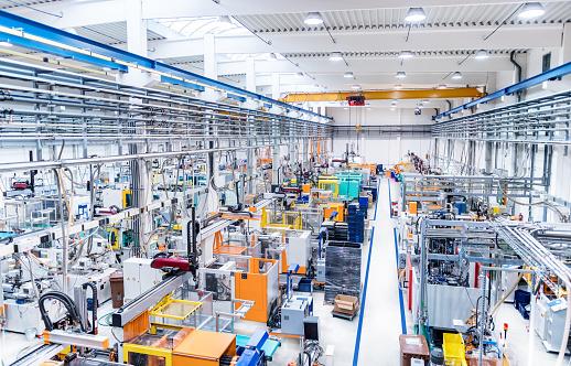 Intelligence「Plastic factory & machinery」:スマホ壁紙(10)