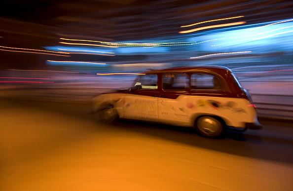 Light Trail「Black cab」:写真・画像(16)[壁紙.com]