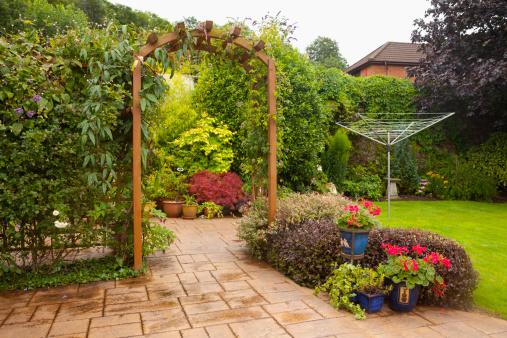 Paving Stone「English Domestic Garden」:スマホ壁紙(8)