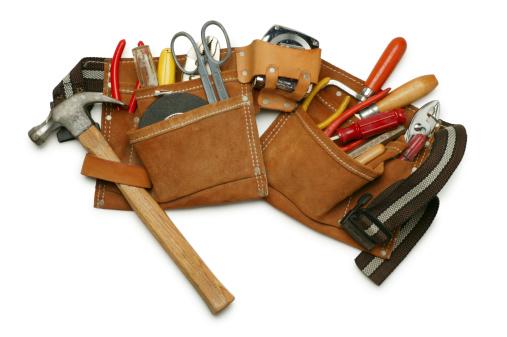 Carpentry「Tool Belt」:スマホ壁紙(8)