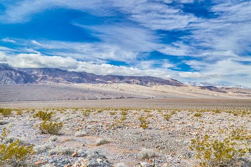 コットンウッド山脈「Death Valley National Park,California,usa」:スマホ壁紙(0)