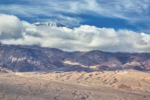 コットンウッド山脈「Death Valley National Park,California,usa」:スマホ壁紙(1)