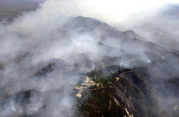 Aspen Tree「Aspen Fire Continues To Burn In Arizona」:写真・画像(12)[壁紙.com]