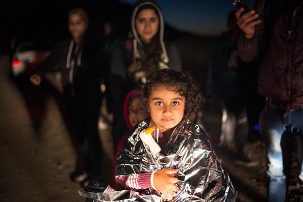 Mediterranean Sea「Refugees On Lesbos」:写真・画像(2)[壁紙.com]