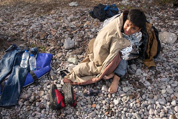 Tom Stoddart Archive「Refugees On Lesbos」:写真・画像(19)[壁紙.com]