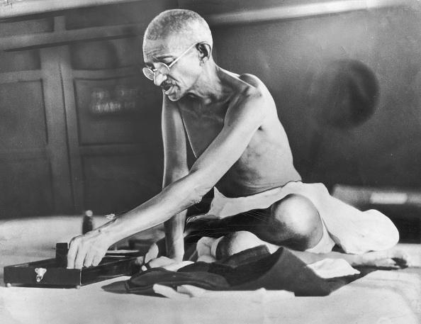 Spirituality「Mahatma Gandhi」:写真・画像(9)[壁紙.com]