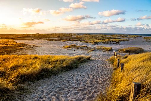 Island「Germany, Schleswig-Holstein, Sylt, Wenningstedt」:スマホ壁紙(5)