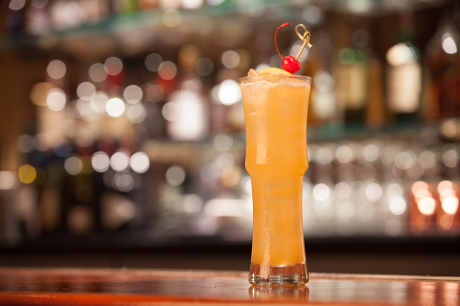 Bar Counter「Rum Tiki」:スマホ壁紙(12)