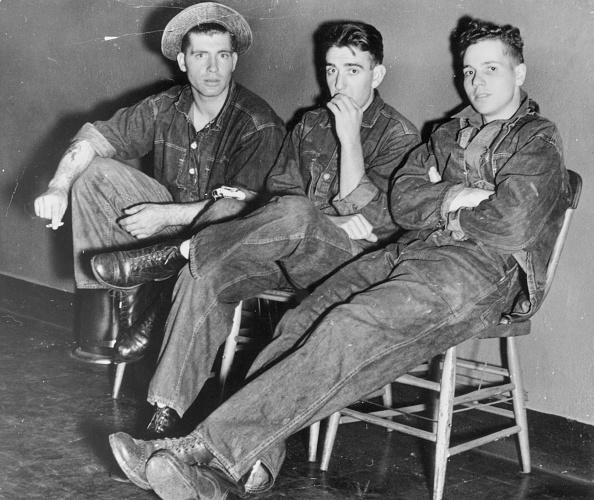 Jeans「American Youths」:写真・画像(3)[壁紙.com]