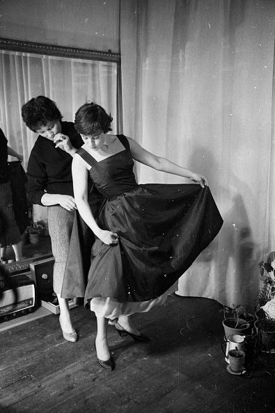 Cocktail Dress「Checking Petticoats」:写真・画像(1)[壁紙.com]