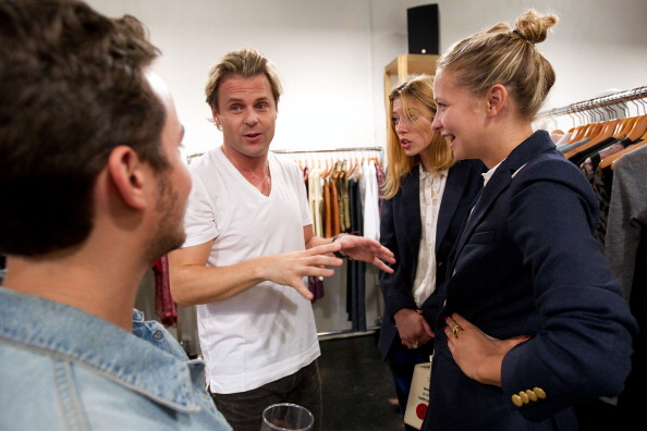 Annabelle Dexter Jones「ADAM New Store Opening And Fashion's Night Out Party」:写真・画像(6)[壁紙.com]