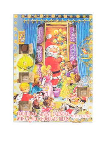 Squirrel「Advent calendar」:スマホ壁紙(6)