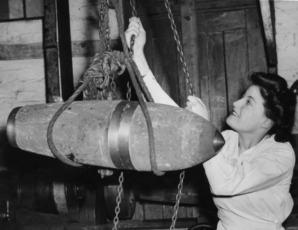 World War II「Building Muscles」:写真・画像(14)[壁紙.com]