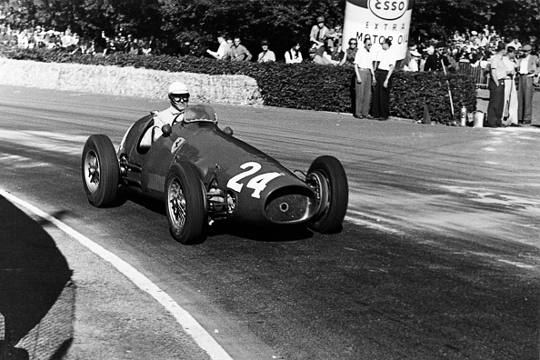 Giuseppe Farina「Nino Farina, Grand Prix Of Switzerland」:写真・画像(6)[壁紙.com]